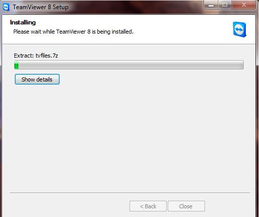 Remote Desktop c ::::Kumbiyuuter kaa fog inaad u yeerato Kaalintaada